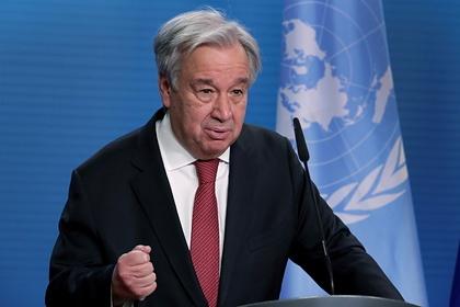 В ООН назвали препятствие для прекращения огня во всем мире